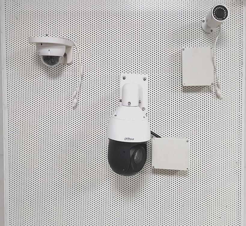 دوره نصب دوربین مدار بسته دارالفنون