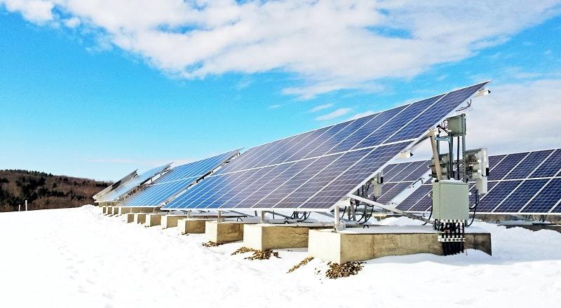برق خورشیدی و مزایای و اجزای آن