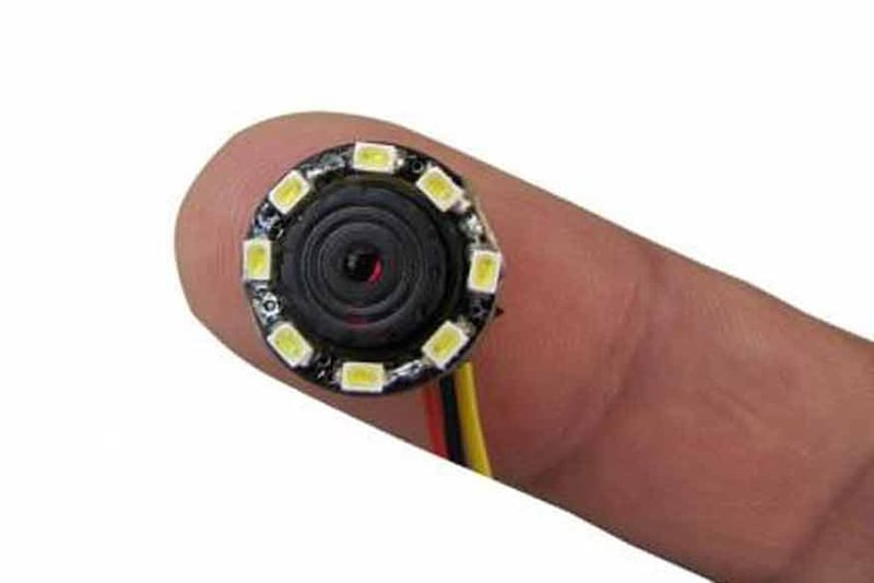 انواع دوربین های مدار بسته مخفی با کاربردهای مختلف