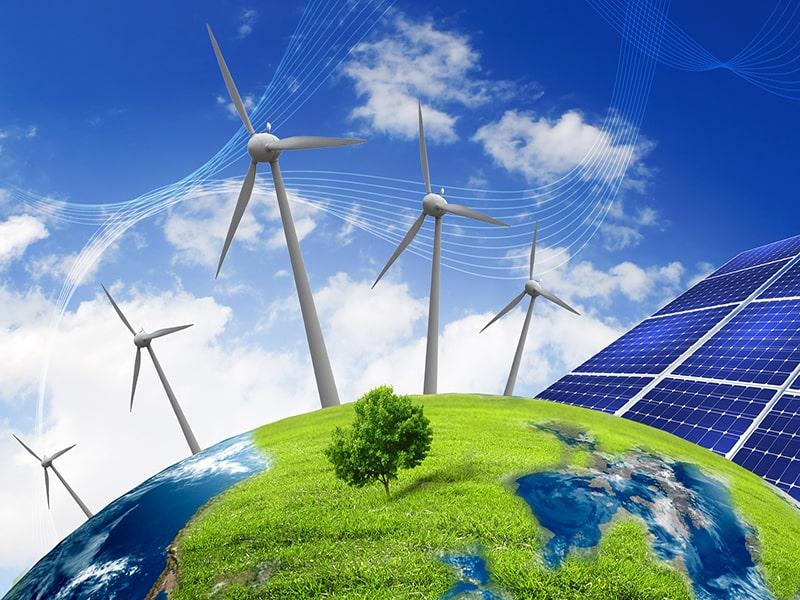 بررسی اشتغال زایی در موردانرژی های تجدیدپذیر