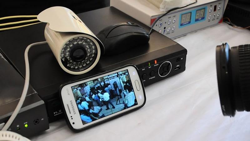 انواع روش های انتقال تصویر در دوربین های مدار بسته