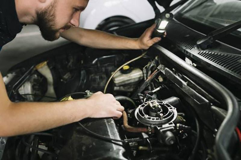 تنظیم دلکو در خودروهای کاربراتوری