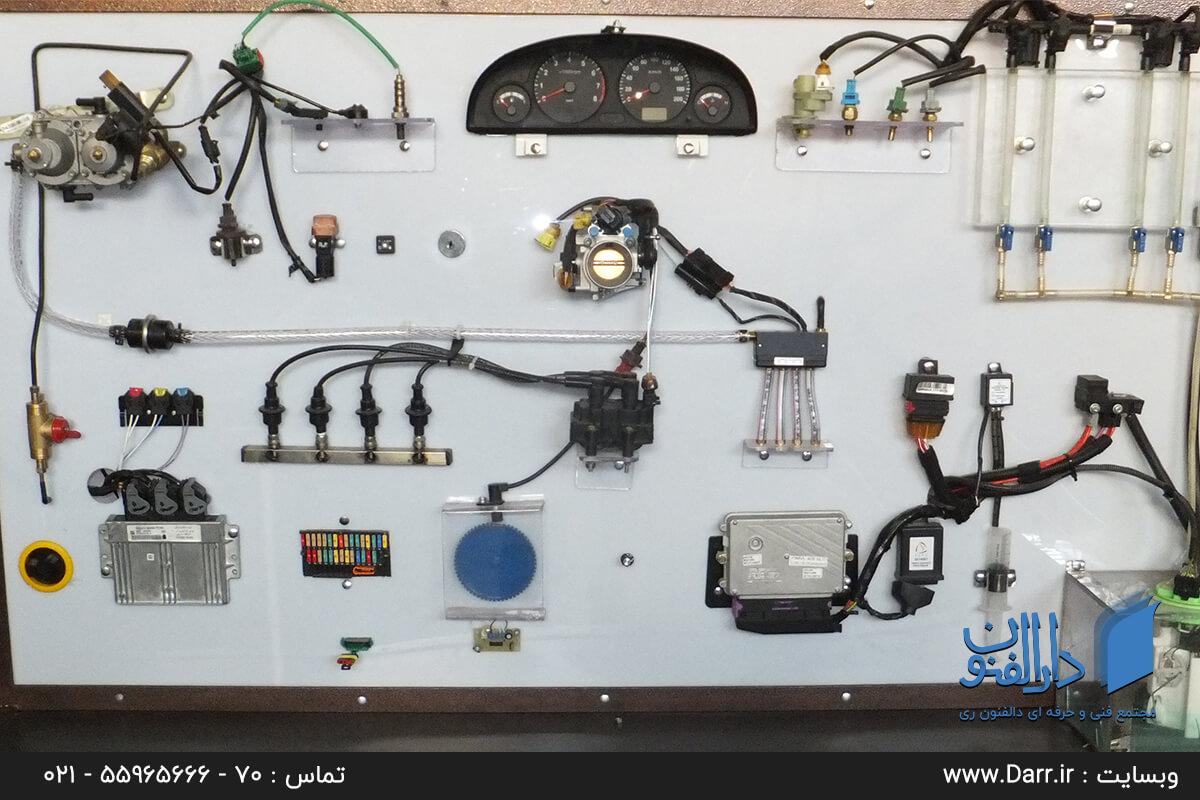 برق خودرو دارالفنون1