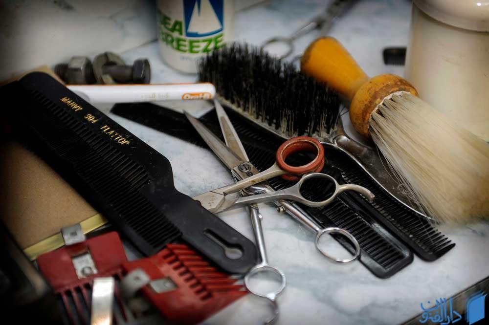 تجهیزات مورد نیاز برای راه اندازی آرایشگاه مردانه چیست؟