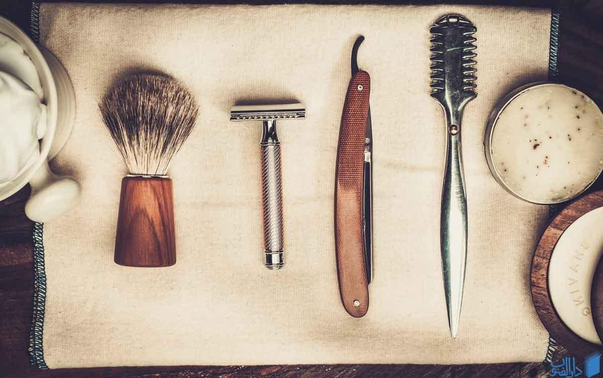 برخی از حداقل ابزار مورد نیاز برای افتتاح یک آرایشگاه مردانه