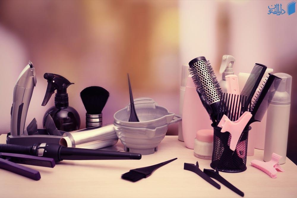 ابزار آرایشگری