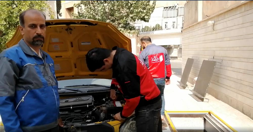 دوره تخصصی برق خودرو