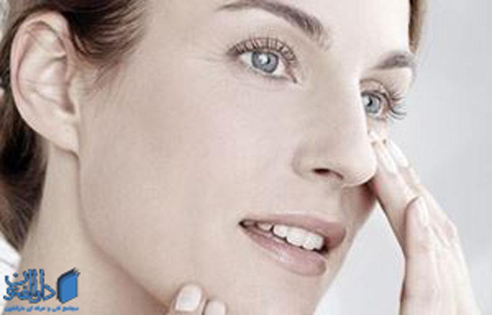 افزایش سن می تواند بر ظاهر پوست تاثیر بگذارد