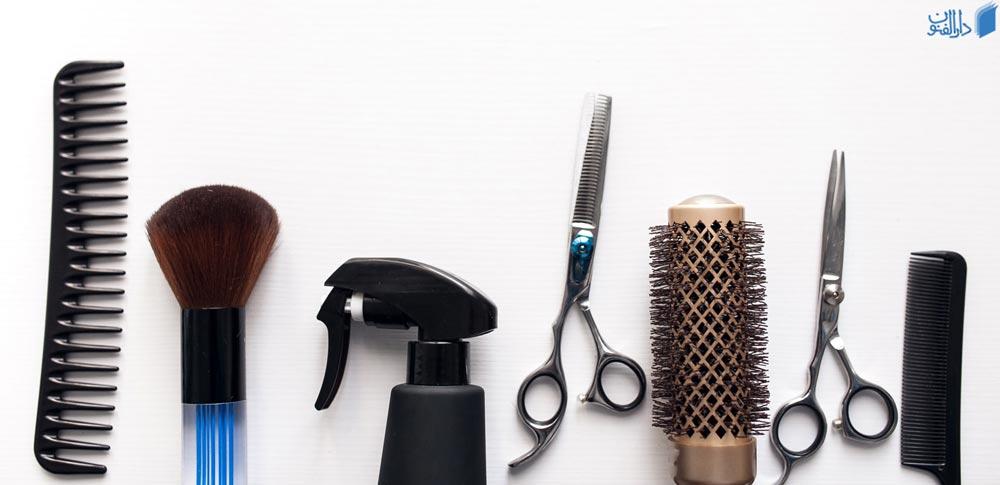 بهداشت آرایشگاه : مسائل بهداشتی که باید در آرایشگاه مردانه رعایت شود