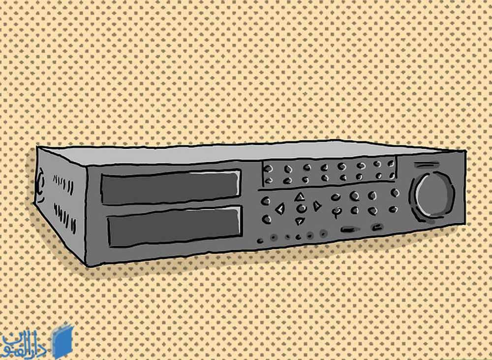 انتخاب دستگاه دی وی آر DVR دوربین