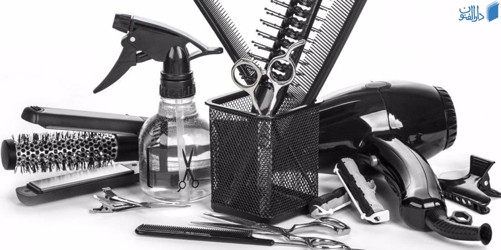 تمیز کردن ابزار کوتاهی مو از نظر رعایت بهداشت آرایشگاه بسیار مهم است.