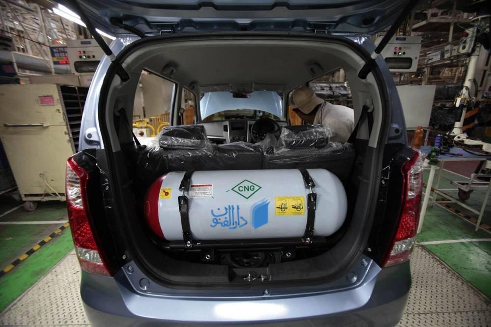 تفاوت خودروهای بنزینی با گاز سوز در چیست ؟