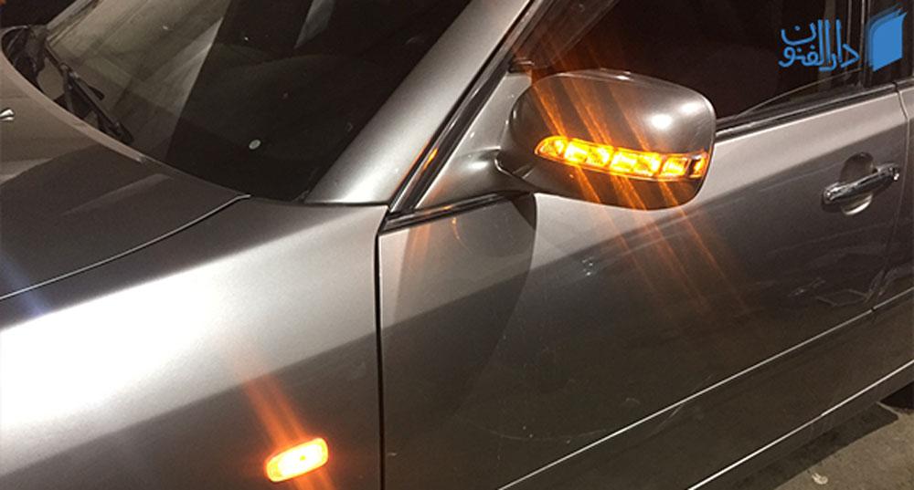 نحوه عملکرد دسته راهنما : چراغ راهنمای خودرو چگونه کار می کند؟