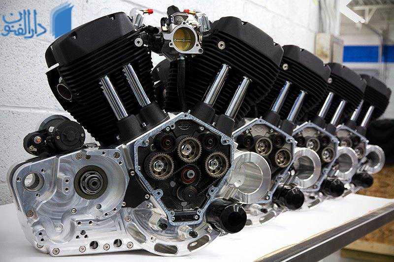 تفاوت انجین موتور سیکلت ها در چیست؟