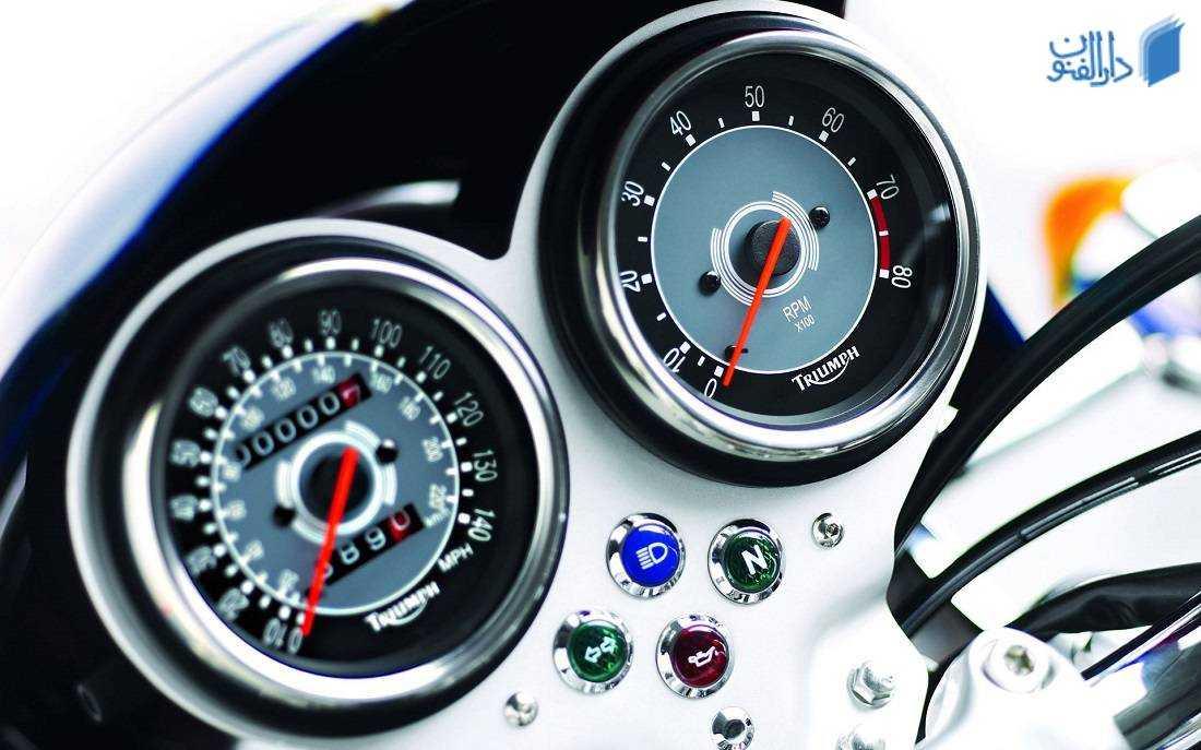 کیلومتر شمار موتورسیکلت