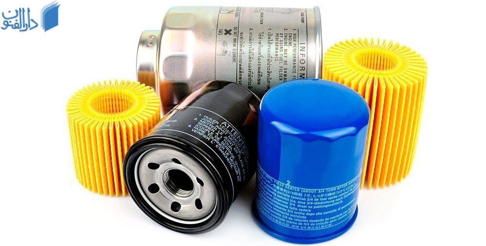 فیلتر روغن فیلتر هوا موتورسیکلت