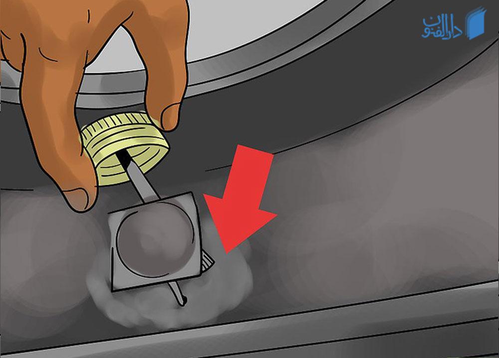 چسباندن وصله داخل تایر