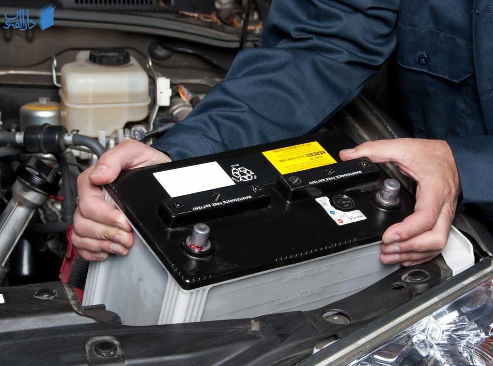باتری خودرو چگونه شارژ می شود ؟