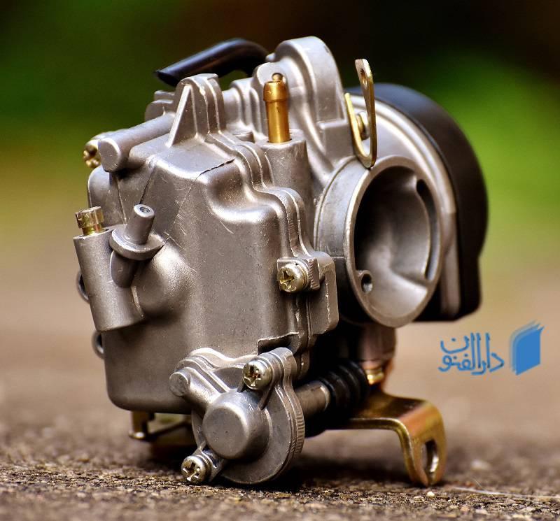 یکی از اجزای مرتبط با انجین موتورسیکلت