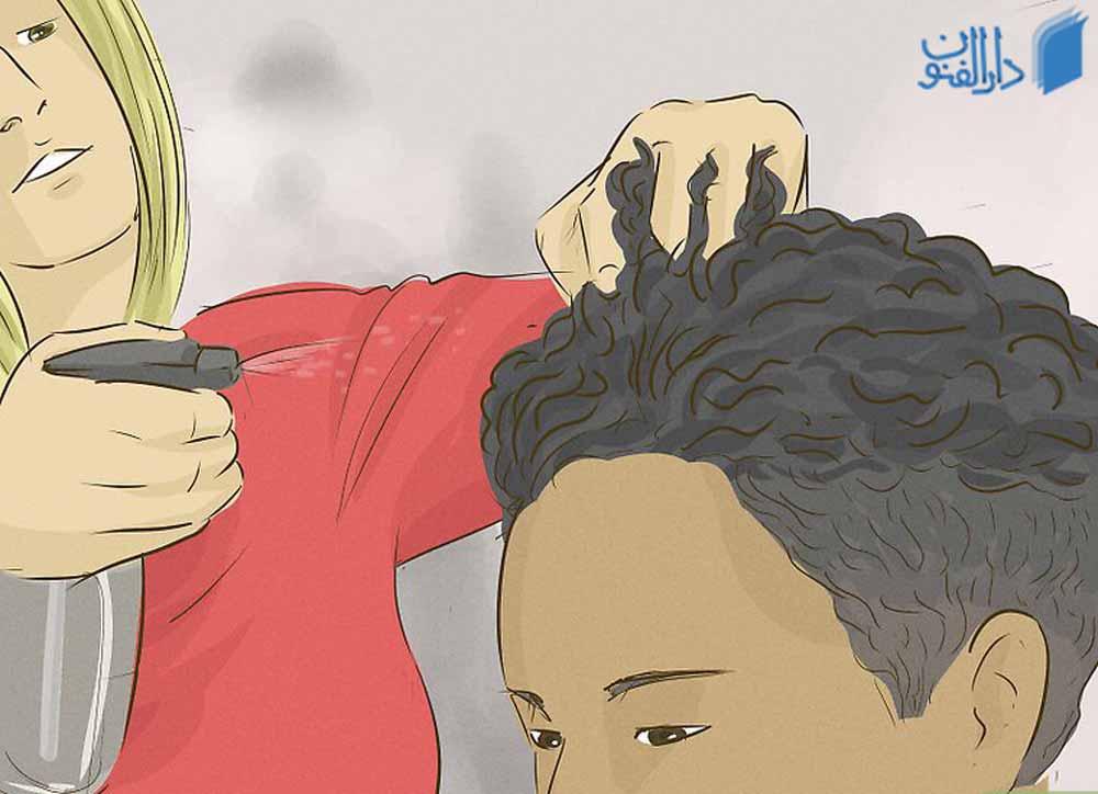 آموزش سایه زنی مو : سایه موی مردانه یا فید مو