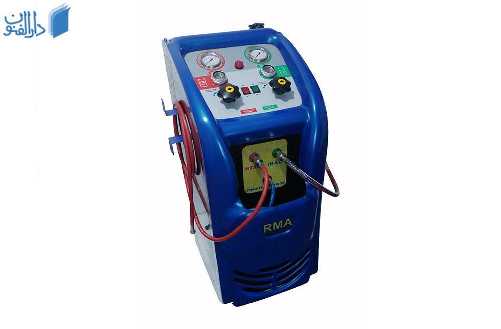 ساکشن روغن گیربکس اتوماتیک یکی دیگر از وسایل مورد نیاز جهت راه اندازی تعویض روغنی است