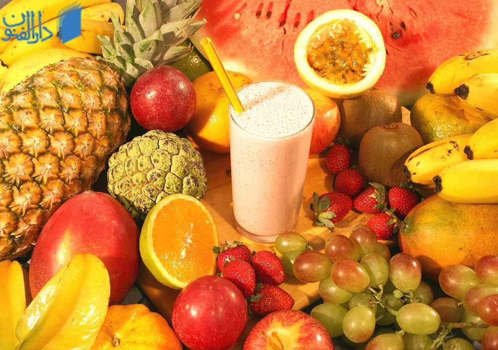 تنوع مواد غذایی با افزایش ویتامین ها از ریزش مو جلوگیری می کند