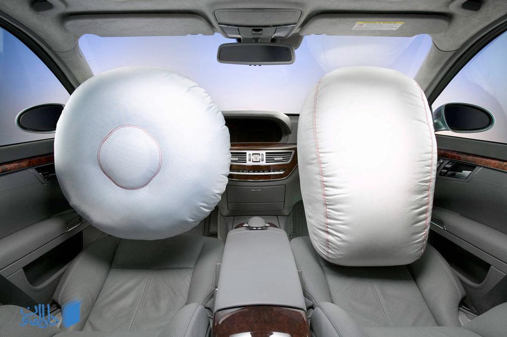 کیسه هوای خودرو چگونه کار می کند؟