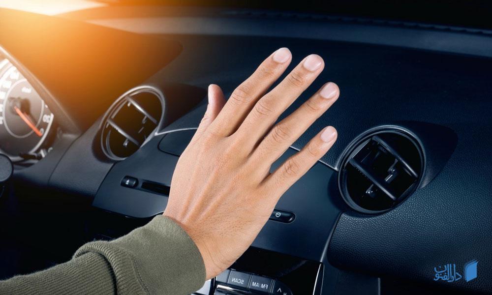 سیستم تهویه و سرمایش خودرو