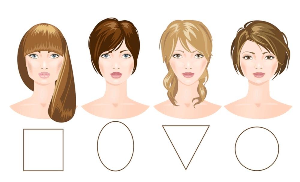 فرم صورت یا مورفولوژی و تاثیر آن در مدل مو