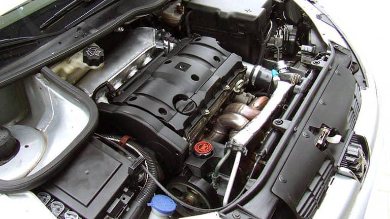 موتور تیوفایو tu5