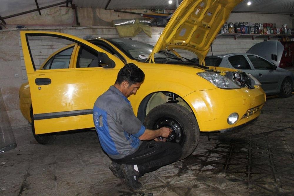 دوره آموزش جلوبندی سازی خودرو